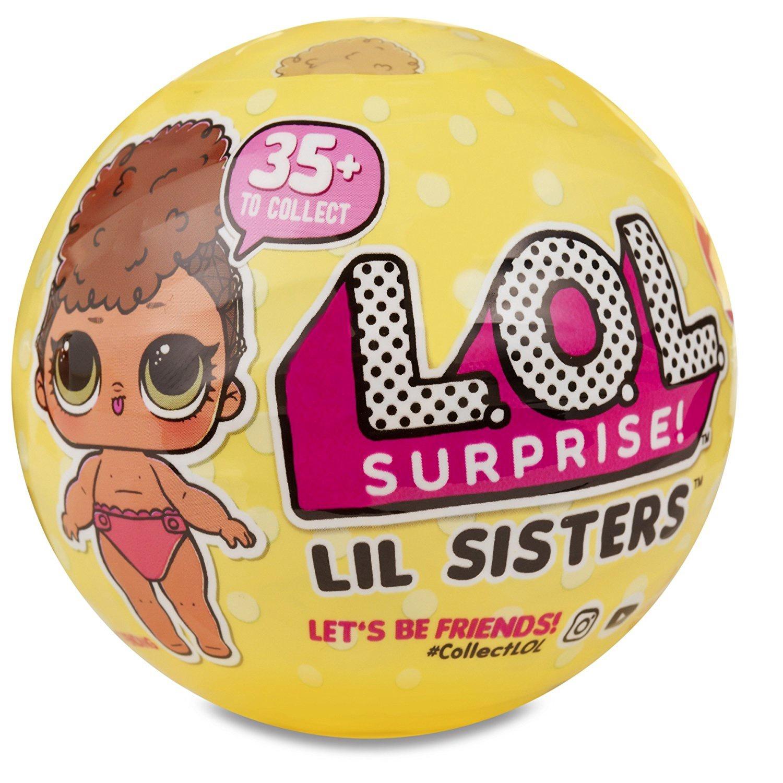 L.O.L. SURPRISE LIL SISTERS 3