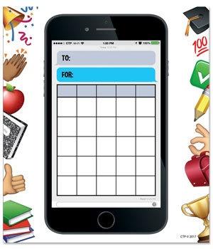 CTP 0695 SMART PHONE INCENTIVE CHART PK