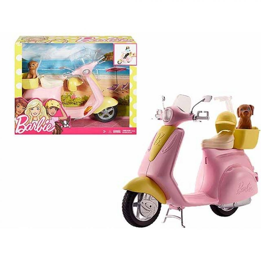 BARBIE PINK VESPA