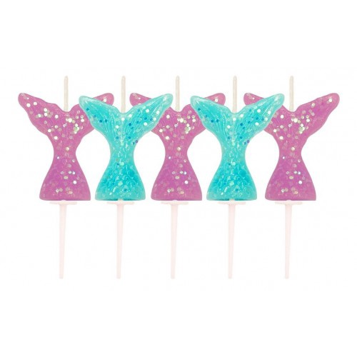 MERMAID PICK CANDLES