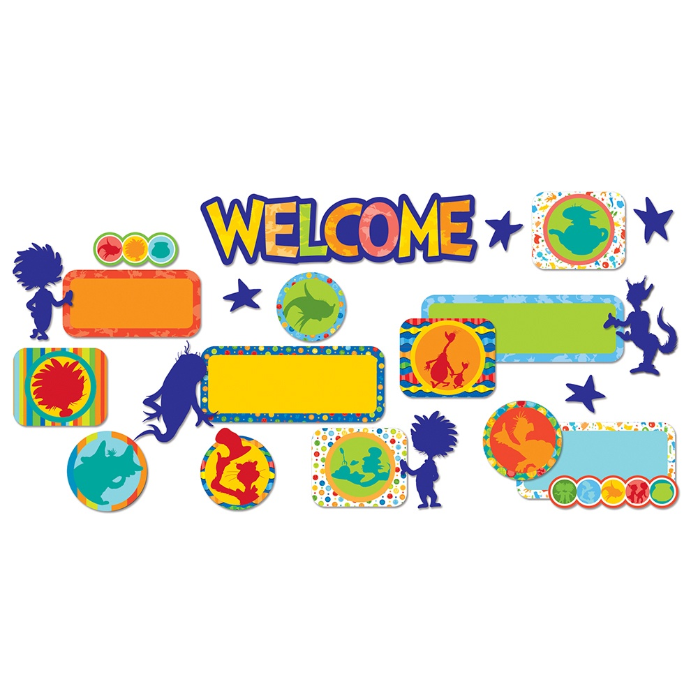 EU 847074 SPOT ON SEUSS WELCOME MINI BBS