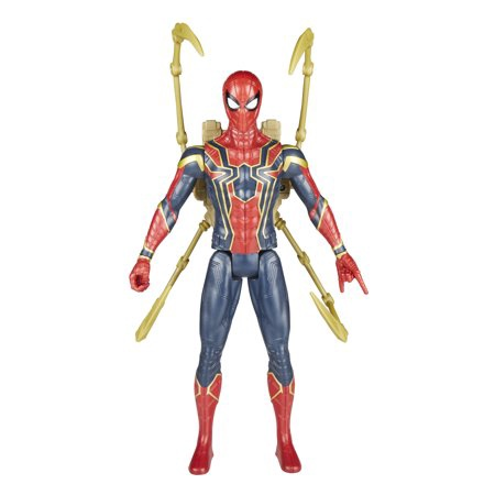 AVENGERS INFINITY WAR TITAN HERO SERIES IRON SPIDER