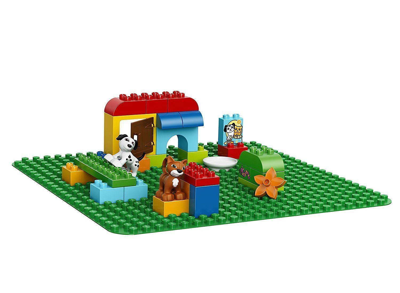 LEGO DUPLO LARGE GREEN BASEMAT