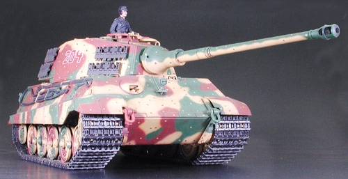 Tamiya #56018 1/16 King Tiger