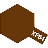 Tamiya Acrylic Paint #81764 XF64 Red Brown