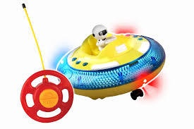RADIO CONTROL FLYING SAUCER