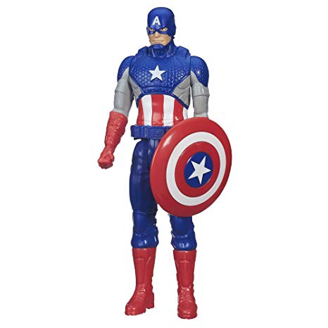 AVENGERS CAPTAIN AMERICA 6-IN ACTION FIGURE
