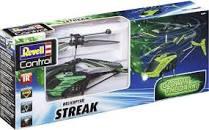 HELICOPTER GLOW IN THE DARK''STREAK''