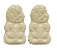 TIKI SALT & PEPPER - WHITE