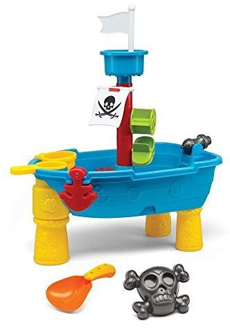 PIRATE SAND WATER TABLE KIDOOZIE