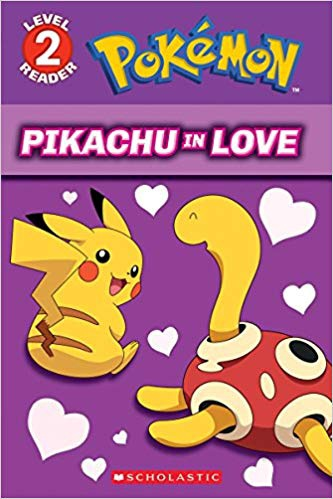 POKEMON PIKACHU IN LOVE LV2 (PB)