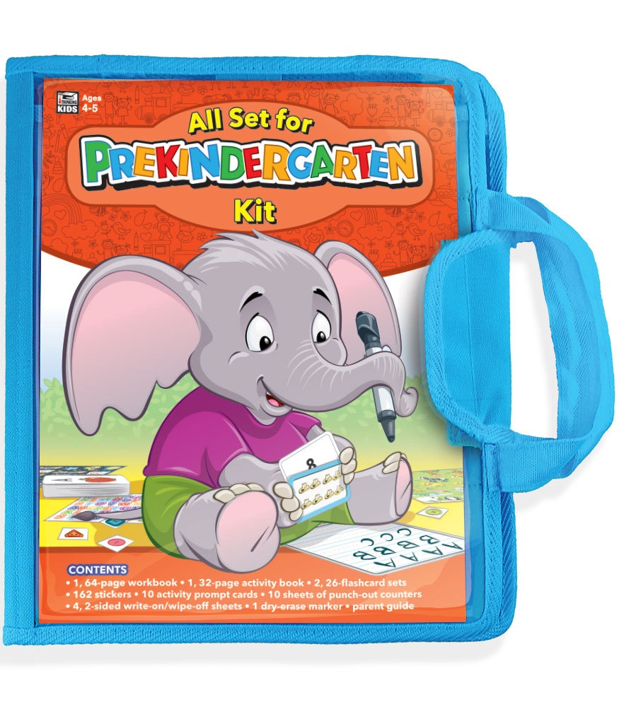 CD 745004 PREKINDERGARTEN KIT