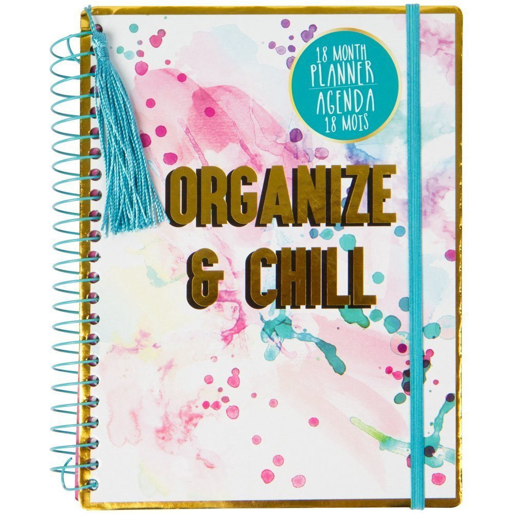 PLANNER SPLATTER PAINT