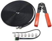 Digitrax #LNCMK Loconet Cable Maker Kit