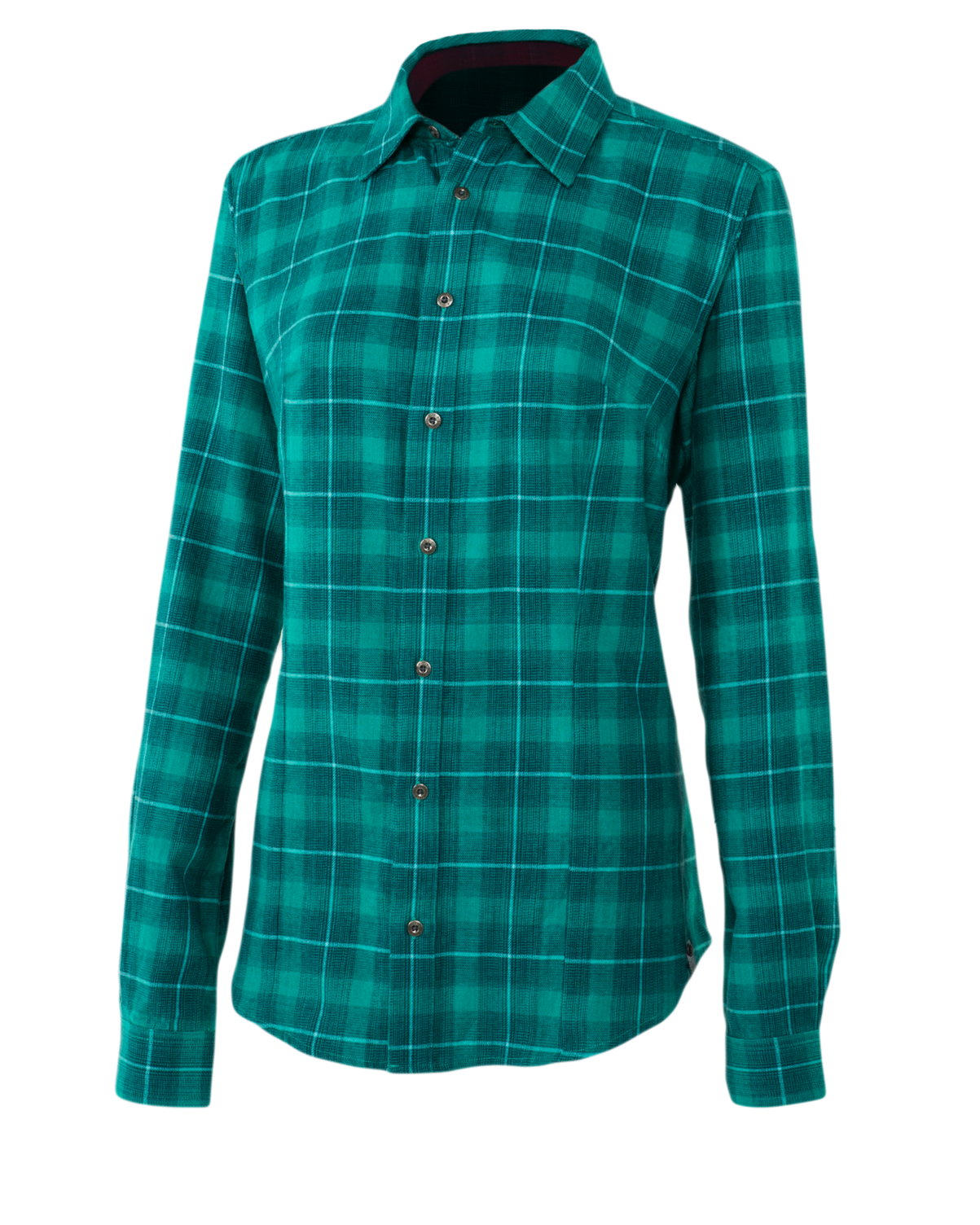 Noble Outfitters Downtown Flannel Shirt l Spruce