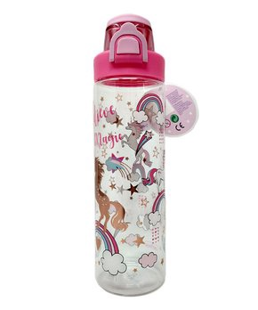 POP OPEN WATER BOTTLE UNICORN