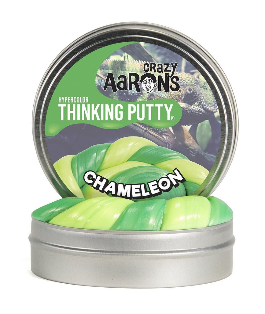 CA CH020 THINKING PUTTY HYPERCOLOR CHAMELEON
