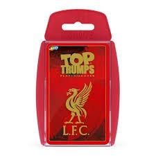 TOP TRUMPS LIVERPOOL FC EVERGREEN