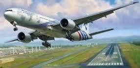 Zvezda #7012 Boeing 777-300 Civil Airliner