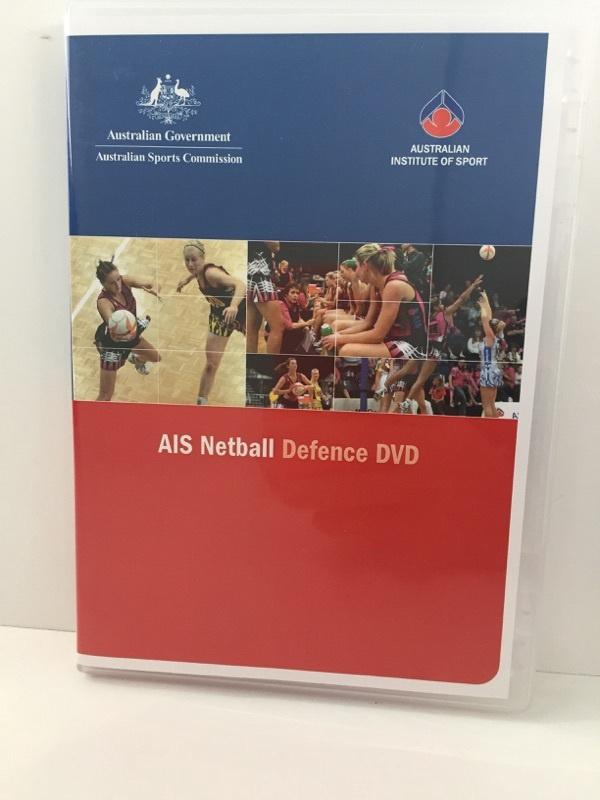 ASC: AIS Netball Defence DVD