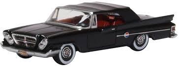 Oxford #87CC61002 1/87 1961 Chrysler 300 Convertible