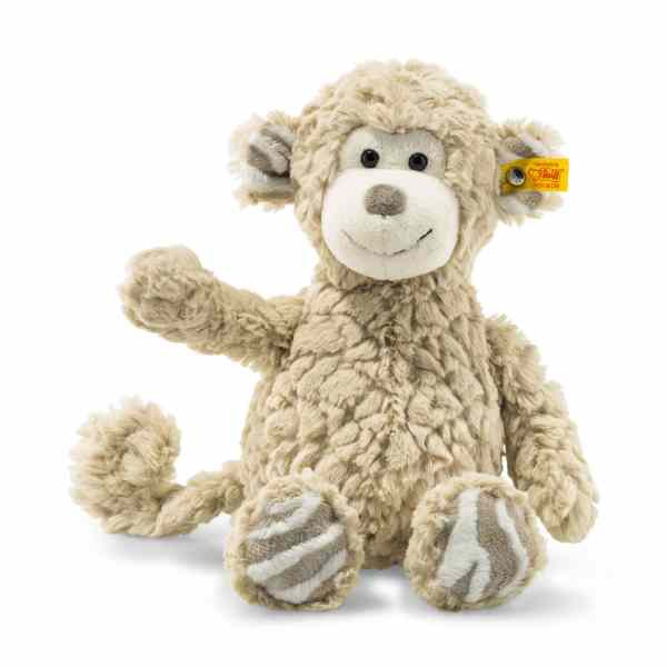 Steiff Bingo monkey, beige