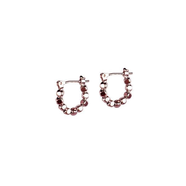 BIKO - MINI KOBI LOOPS IN ROSE GOLD
