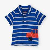 Hatley Pick Up Truck Baby Polo Tee