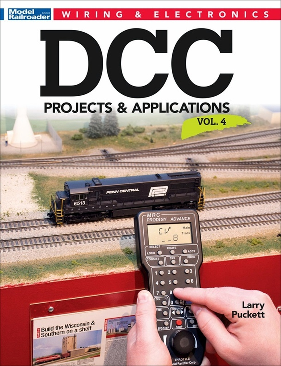 Model Railroader Series #12816 DCC Projects and Applications