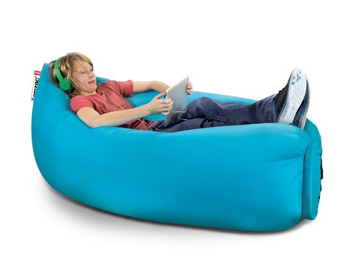 LAMZAC AQUA BLUE KIDS LOUNGE