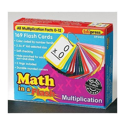 EP 62432 MATH IN A FLASH MULTIPLICATION