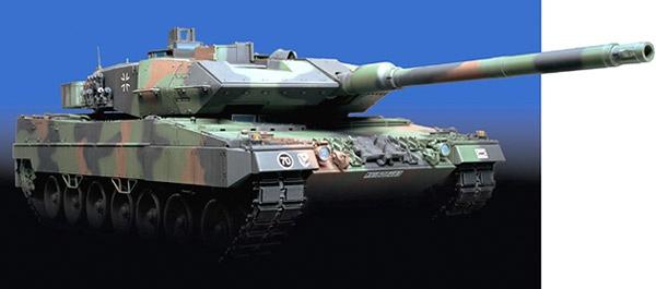 Tamiya #56020 1/16 RC Leopard 2 A6