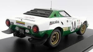 Minichamps #155 751714 1/18 Lancia Stratos