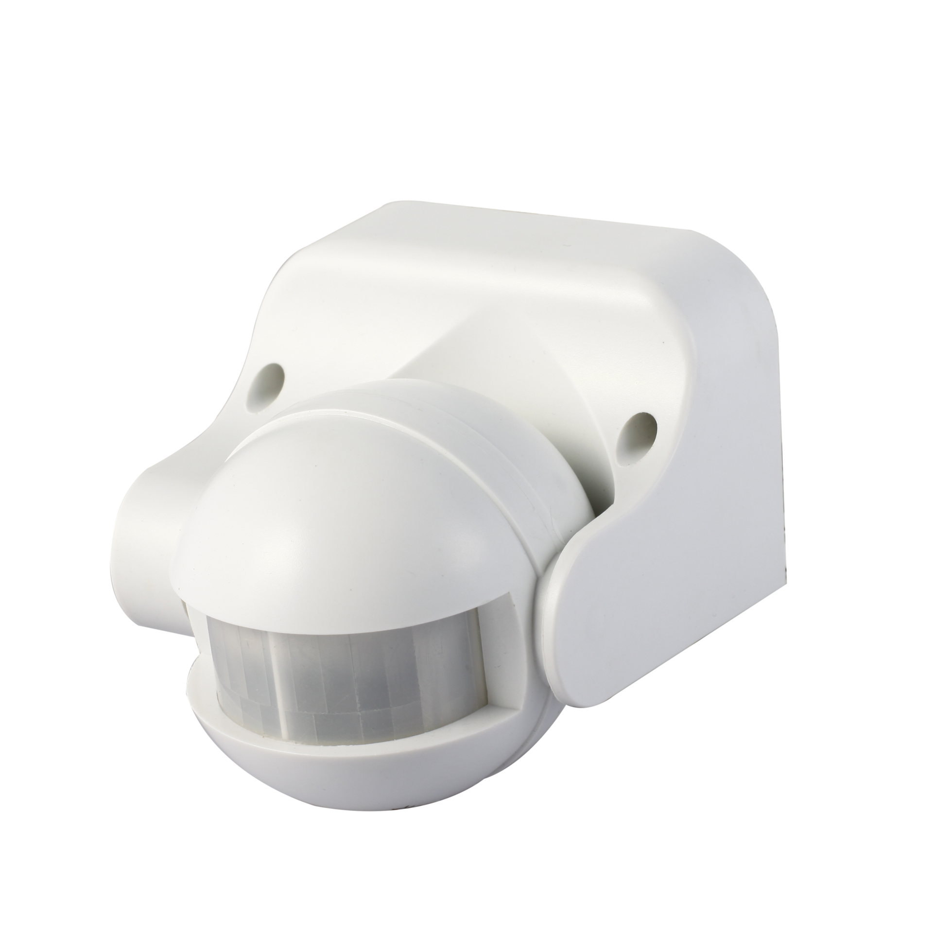IP44 180° PIR SENSOR - WHITE