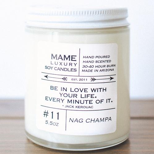#11 Nag Champa Candle