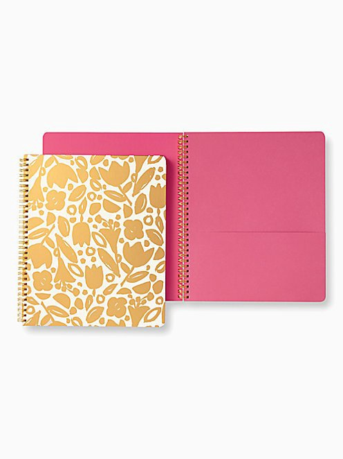 Large Spiral Notebook by Kate Spade