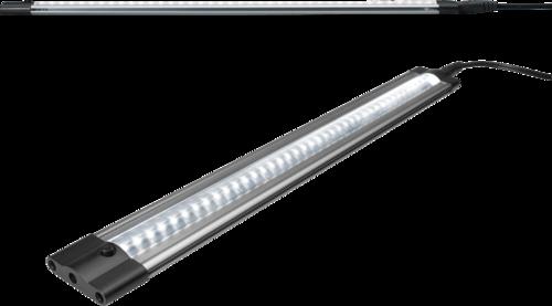 IP20 3W 42 LED THIN LINEAR LIGHT 24V COOL WHITE 6000K 300mm