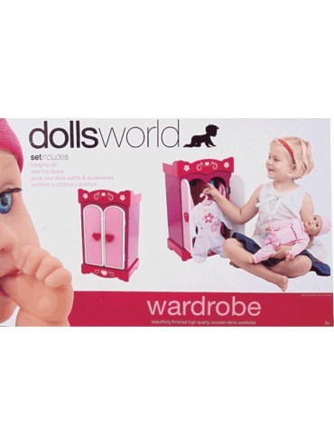 DOLLS WORLD WARDROBE