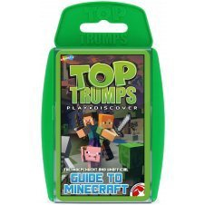 TOP TRUMPS GUIDE TO MINECRAFT