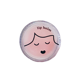 ROSY PINK ALL NATURAL LIP BALM