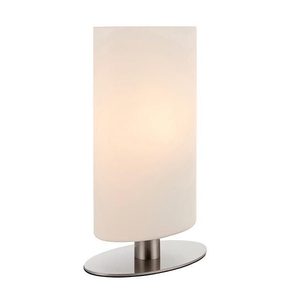 Palmer table 40W SW - matt opal duplex glass