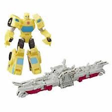 TRANSFORMERS CYBERVERSE SPARK ARMOR BUMBLEBEE