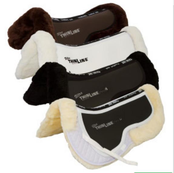 ThinLine Sheepskin Cotton Comfort Pad