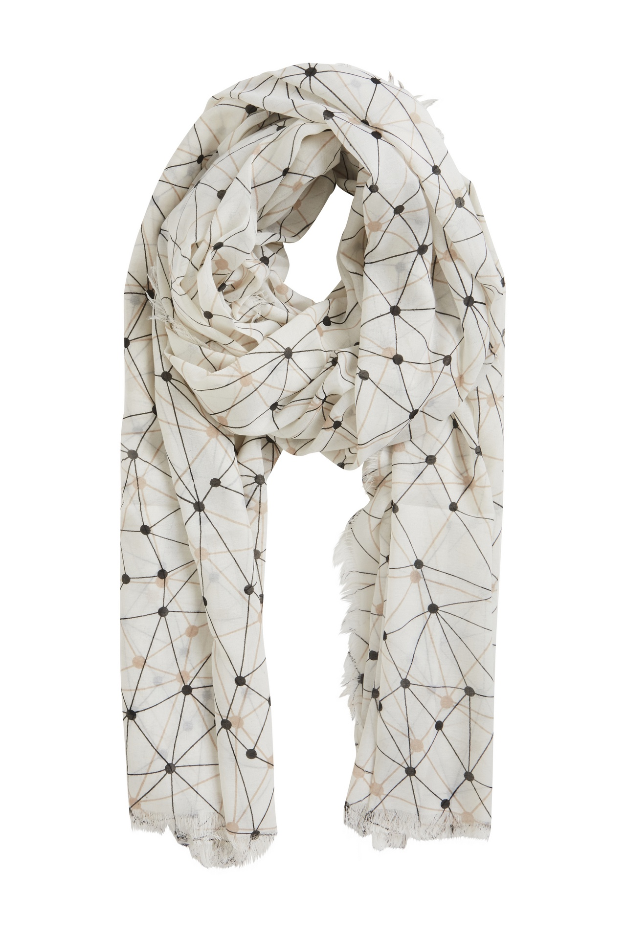 Fransa Point Scarf 3480
