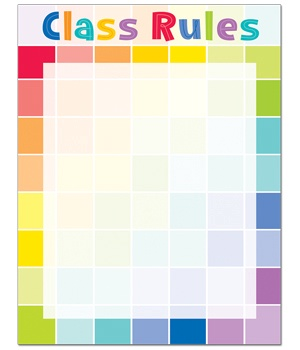 CTP 1127 PAINTED PALETTE CLASS RULES CHART