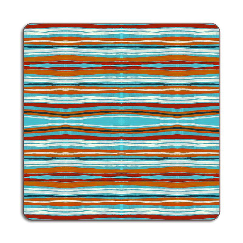 Seashore Stripe Tablemats