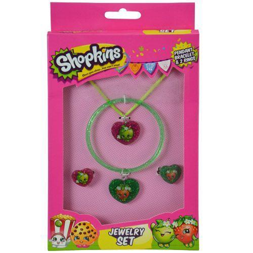 SHOPKINS JEWELRY SET