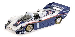 Minichamps #155 826601 1/18 1982 Porsche 956K