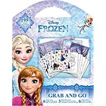 GRAB AND GO DISNEY FROZEN