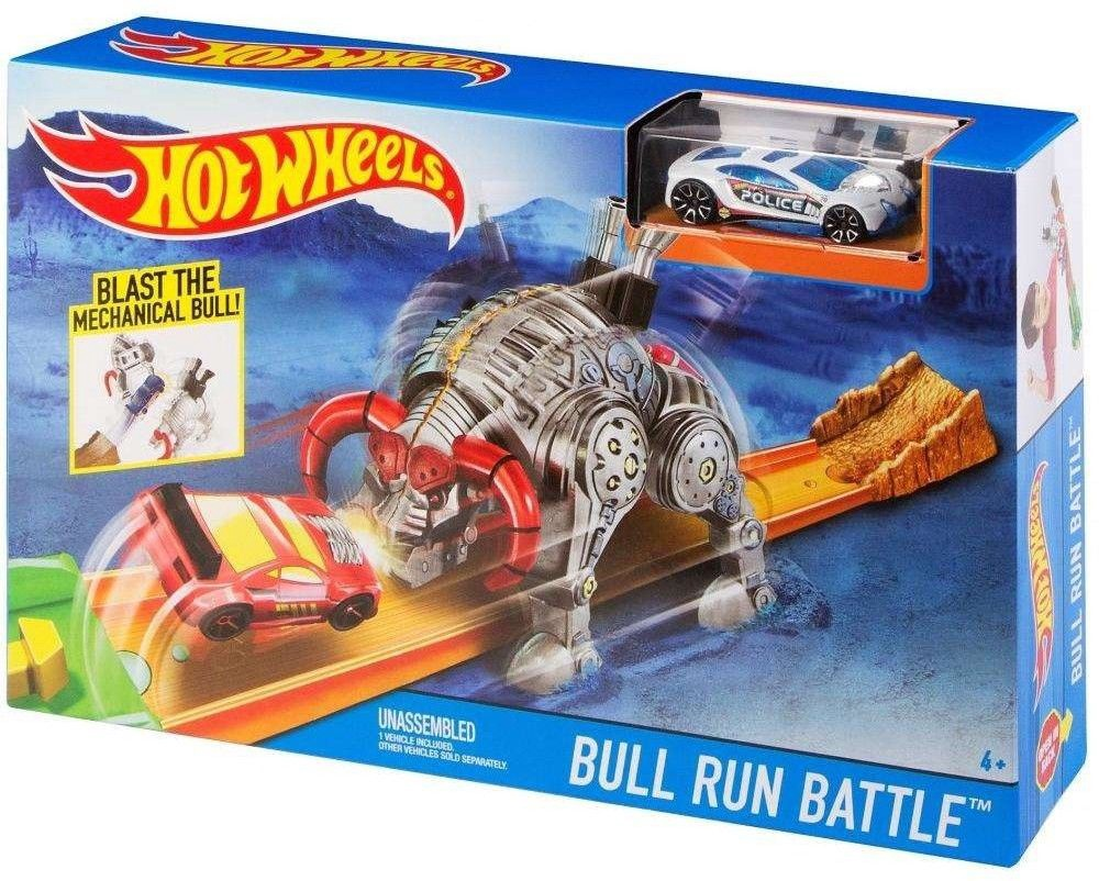 HOT WHEELS BULL RUN BATTLE